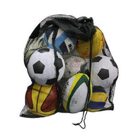 Mesh Netball Carry Bag - Holds 17 Netballs