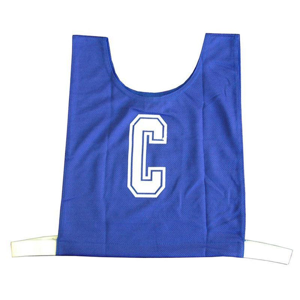 Netball Bib Set - Polyester - Royal Blue