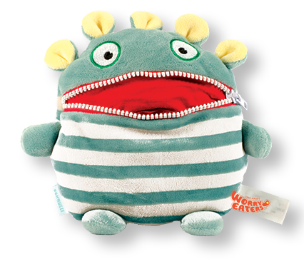 Worry Eaters Toy - darkcatmansion