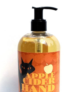 Apple Cider Liquid Soap - Dark Cat Mansion