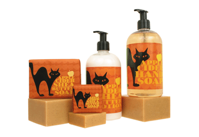 Apple Cider Mini Bar Soap - darkcatmansion