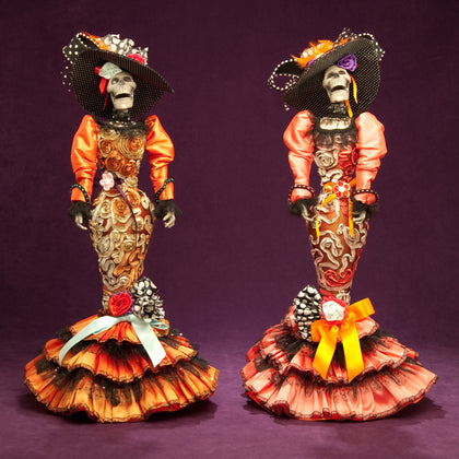 Day of the Dead Doll - darkcatmansion