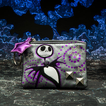 Nightmare Before Christmas Coin Purse - Dark Cat Mansion