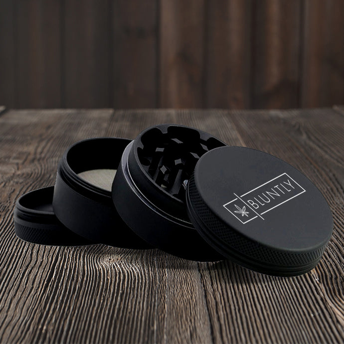 Bluntly 63mm Four Part Premium Grinder