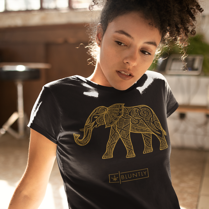 Bluntly Ladies 'Tembo' T-Shirt