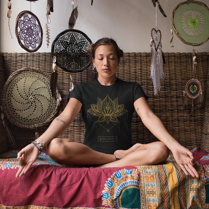 Bluntly Ladies 'Zen' T-Shirt