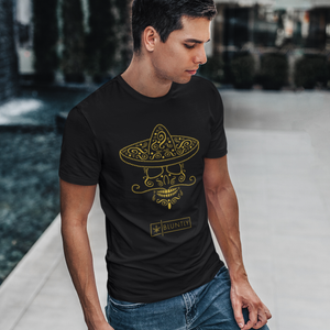 Bluntly Mens 'Guzman' T-Shirt