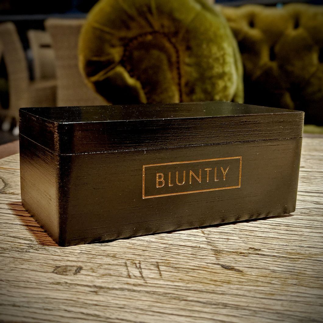 Bluntly Stealth Stash Box [Discreet Version]