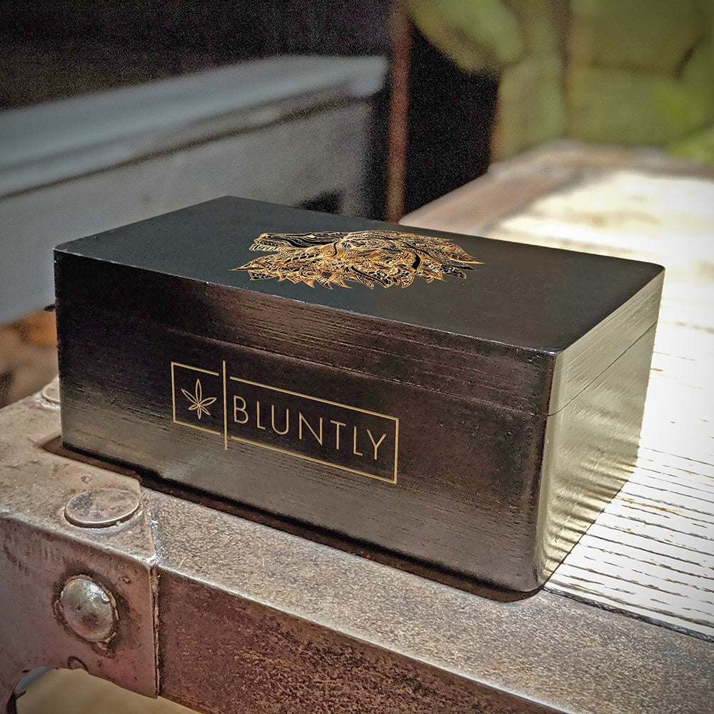 Bluntly 'Simba' Stealth Stash Box