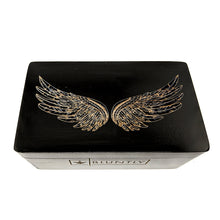 Load image into Gallery viewer, Bluntly 'Angel Wings' Stealth Stash Box