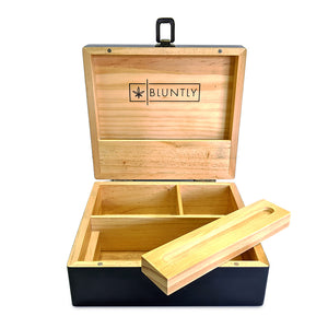 The Bluntly 'Guzman' Stash Box