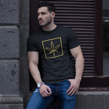 Load image into Gallery viewer, Bluntly Mens 'Leaf' T-Shirt