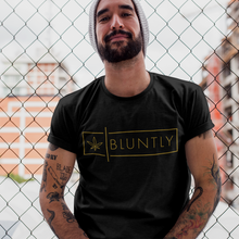 Load image into Gallery viewer, The Bluntly T-Shirt (Mens)