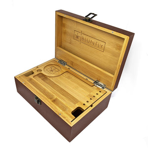 The Bluntly Brown Primo Stash Box [Discreet]
