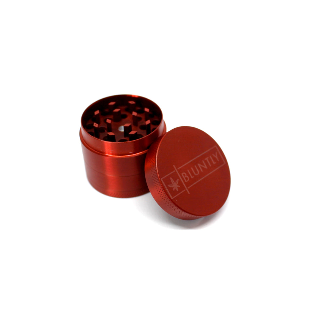 Bluntly Signature Four Part Mini Grinder