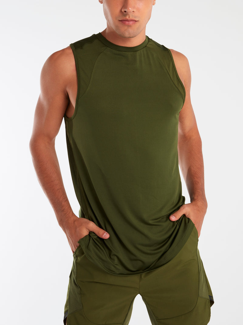 Eco Tech Tank - Chive