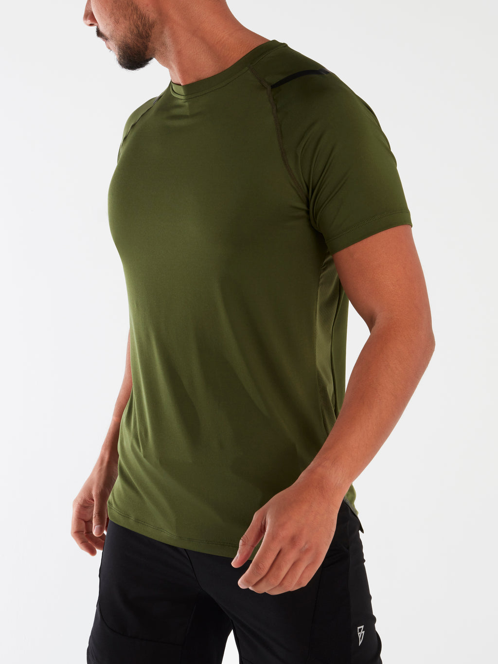 Eco Tech Tee - Chive