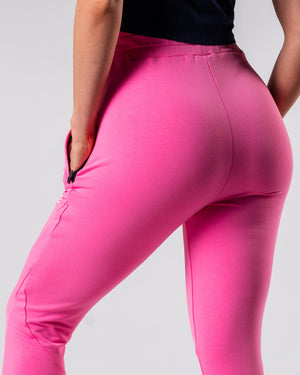 Essential Joggers - Sweet Pink - FIO Athletics