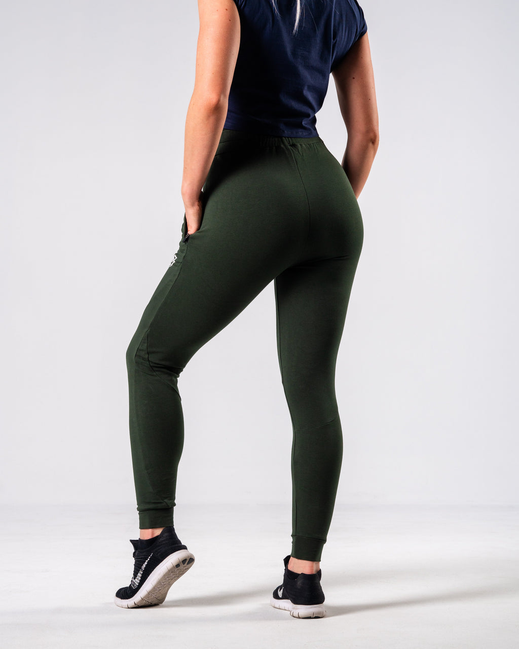 Essential Joggers - Olive - FIO Athletics