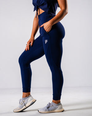 Essential Joggers - Navy - FIO Athletics