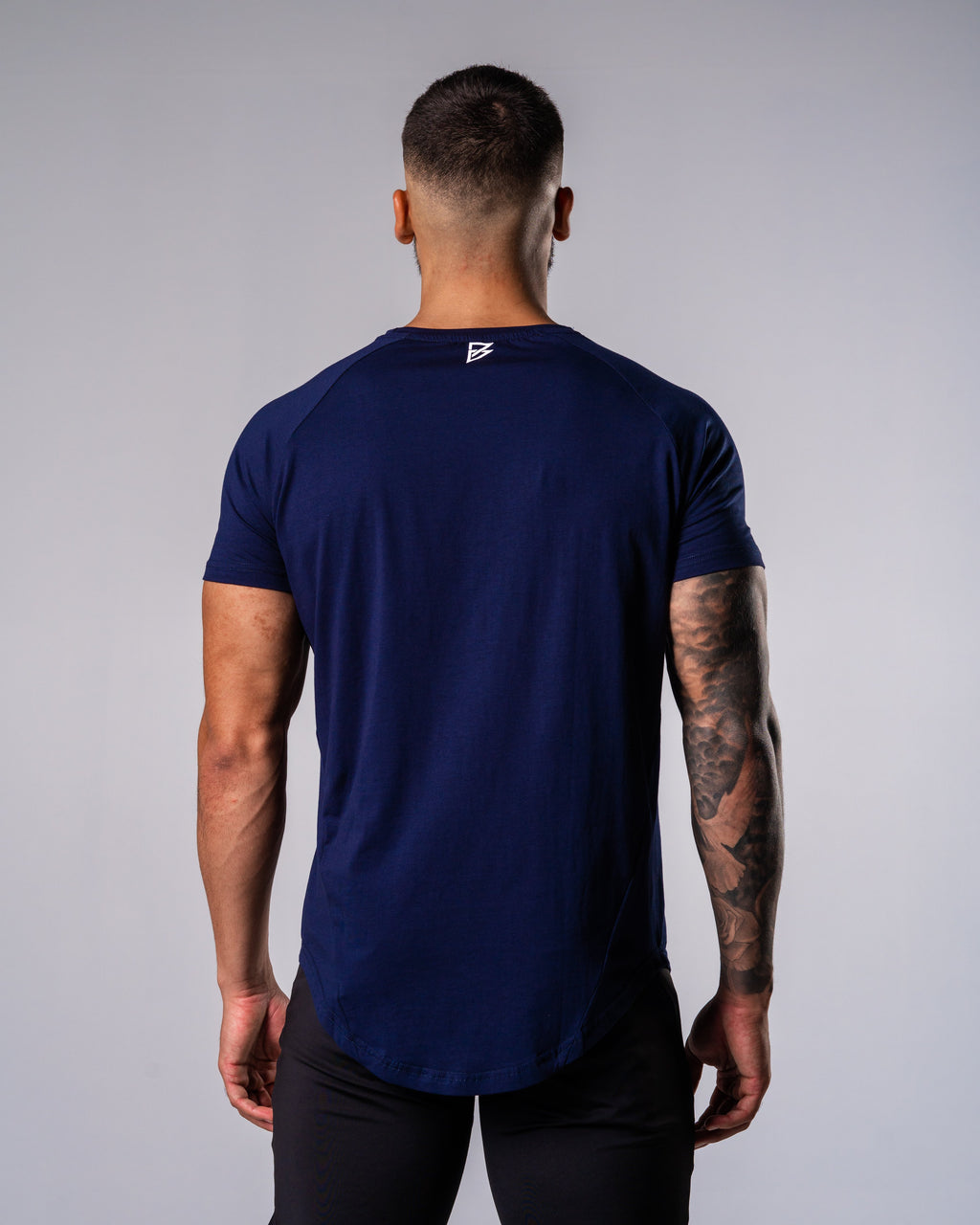 Flagship Performance Tee - Navy - FIO Athletics
