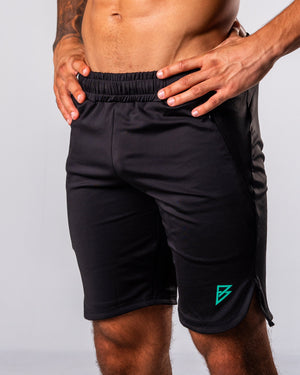 Active Shorts - Black - FIO Athletics