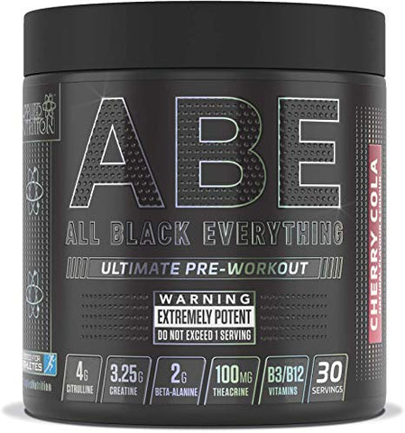 ABE - All Black Everything - ULTIMATE Pre-Workout 315g