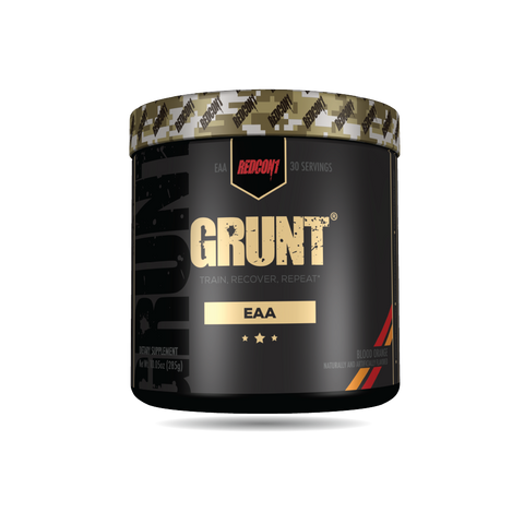 REDCON1 GRUNT - EAAs FOR DURING WORKOUT - 60 Servings