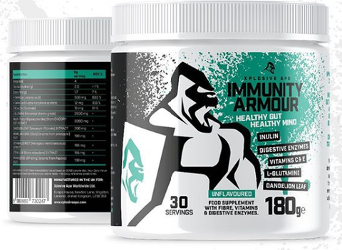XPLOSIVE APE - IMMUNITY ARMOUR - Healthy Gut, Healthy Mind - 30 Servings