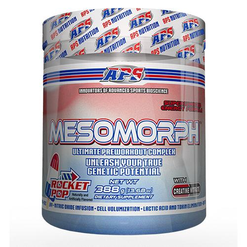APS Nutrition - Mesomorph - Ultimate Pre-Workout Complex - 388g