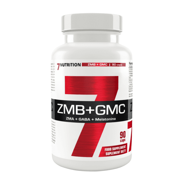 7Nutrition ZMB+Gmc + Gaba + Melatonine - 90 Caps