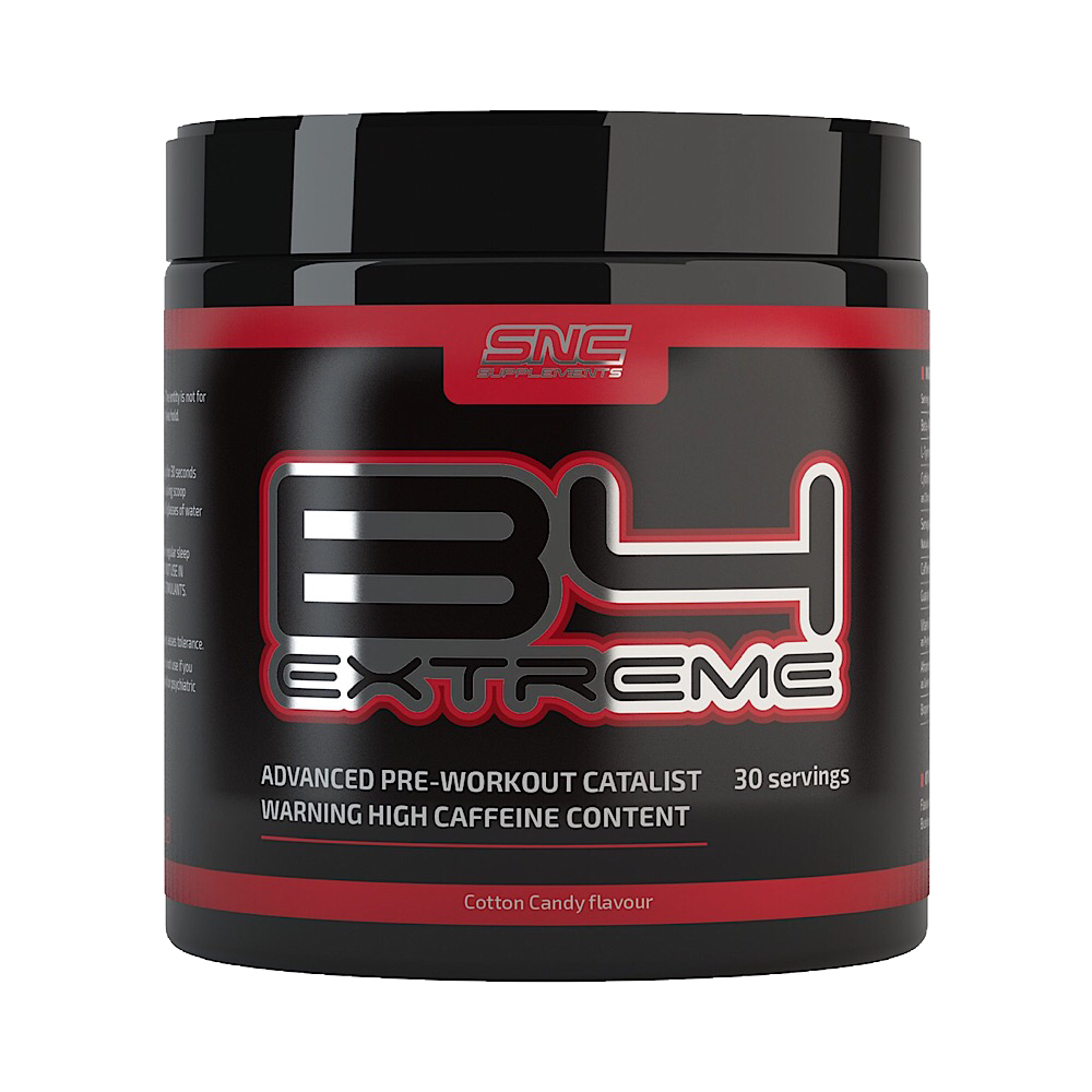 SNC Supplements - B4 Extreme - Advanced Pre-Workout