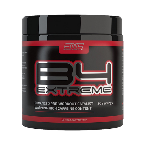 SNC SUPPLEMENTS - B4 EXTREME - ADVANCED PRE-WORKOUT CATALYST - 30 Servings