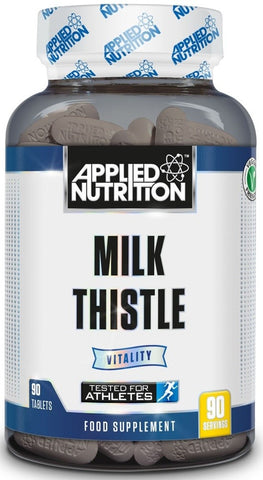 APPLIED NUTRITION MILK THISTLE - 90 CAPS