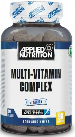 APPLIED NUTRITION MULTI-VITAMIN COMPLEX - 90 Capsules