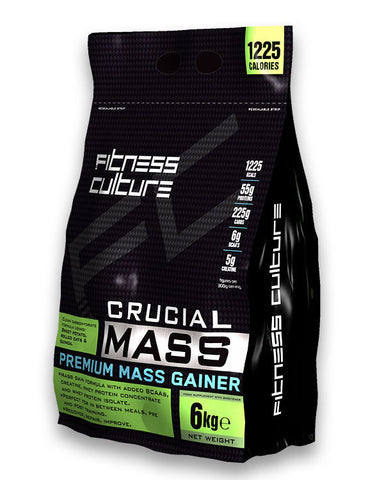Fitness Culture Crucial Mass - 6kg Bag
