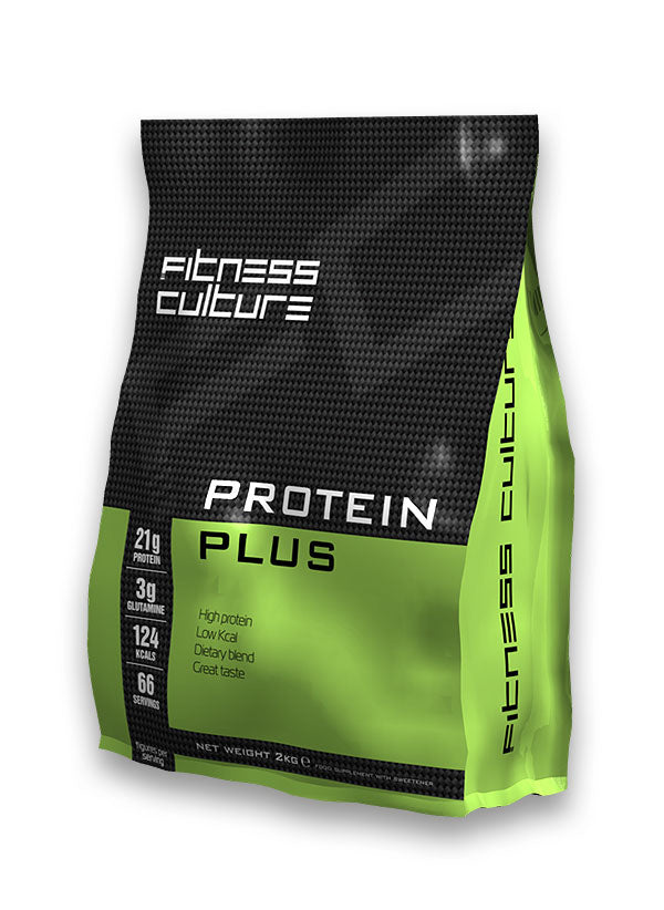 Fitness Culture Protein Plus 2kg / 66 Servings