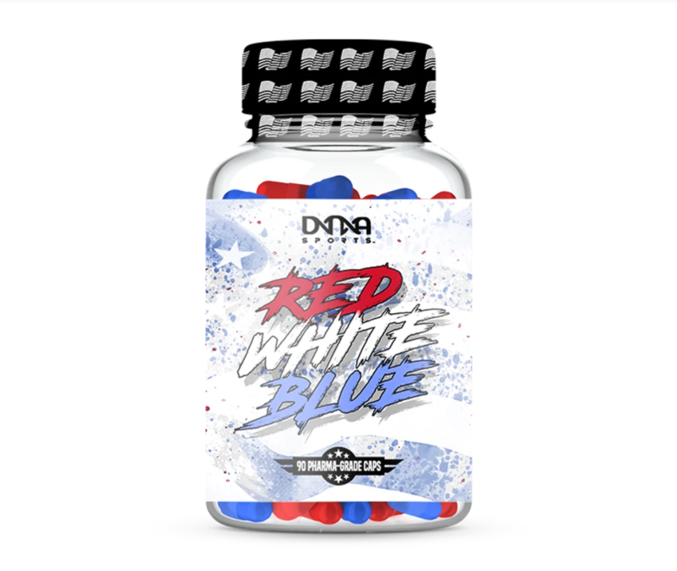 DNA Sports - Red White Blue Pump Matrix