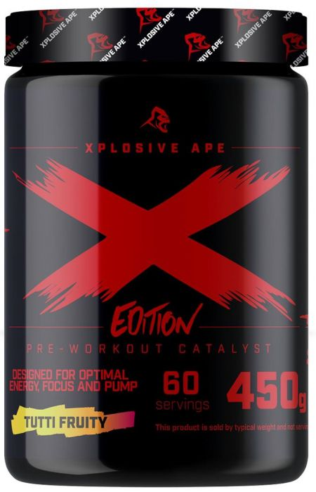 Xplosive Ape X Edition - Pre-Workout - 60 Servings