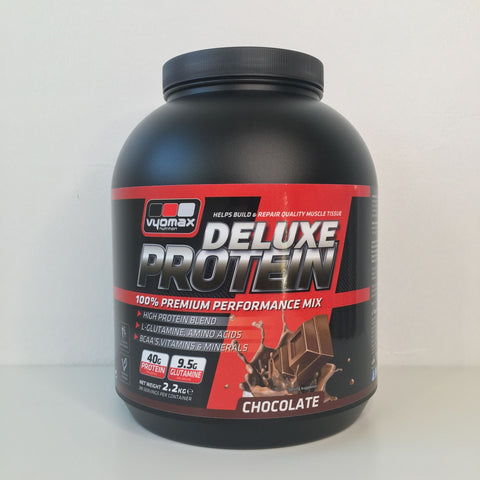 VYOMAX® DELUXE PROTEIN POWDER 2.2KG