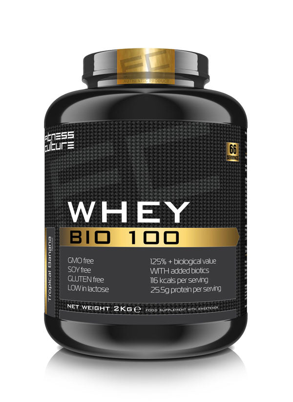 Fitness Culture Whey Bio 100 - 2kg