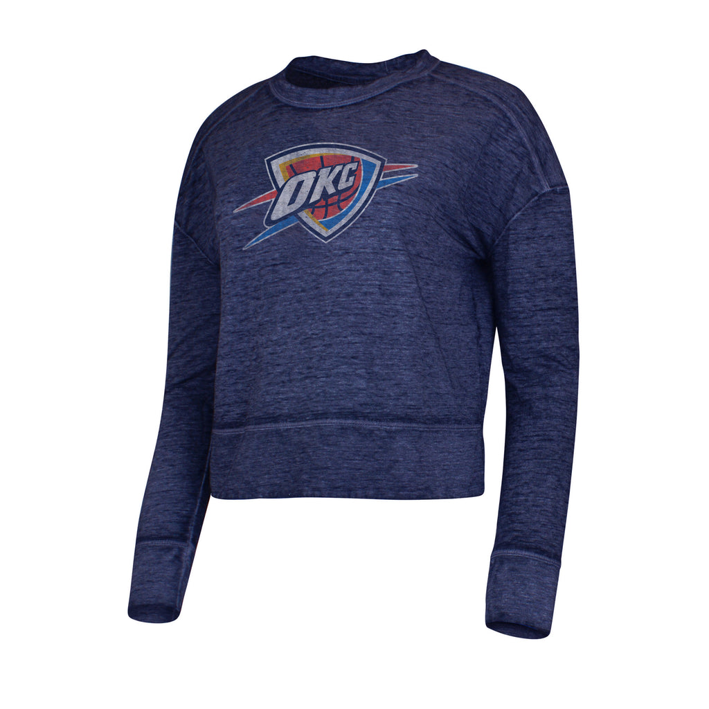 OKLAHOMA CITY THUNDER SURGE LONG SLEEVE WOMENS TOP