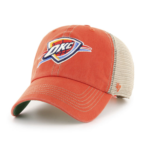 OKLAHOMA CITY THUNDER 47 BRAND SUNSET TRAWLER CLEAN UP HAT