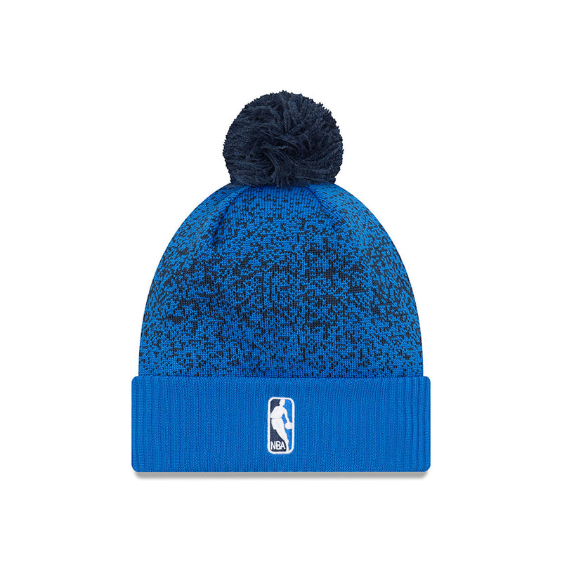 OKLAHOMA CITY THUNDER NEW ERA ROYAL ON-COURT KNIT
