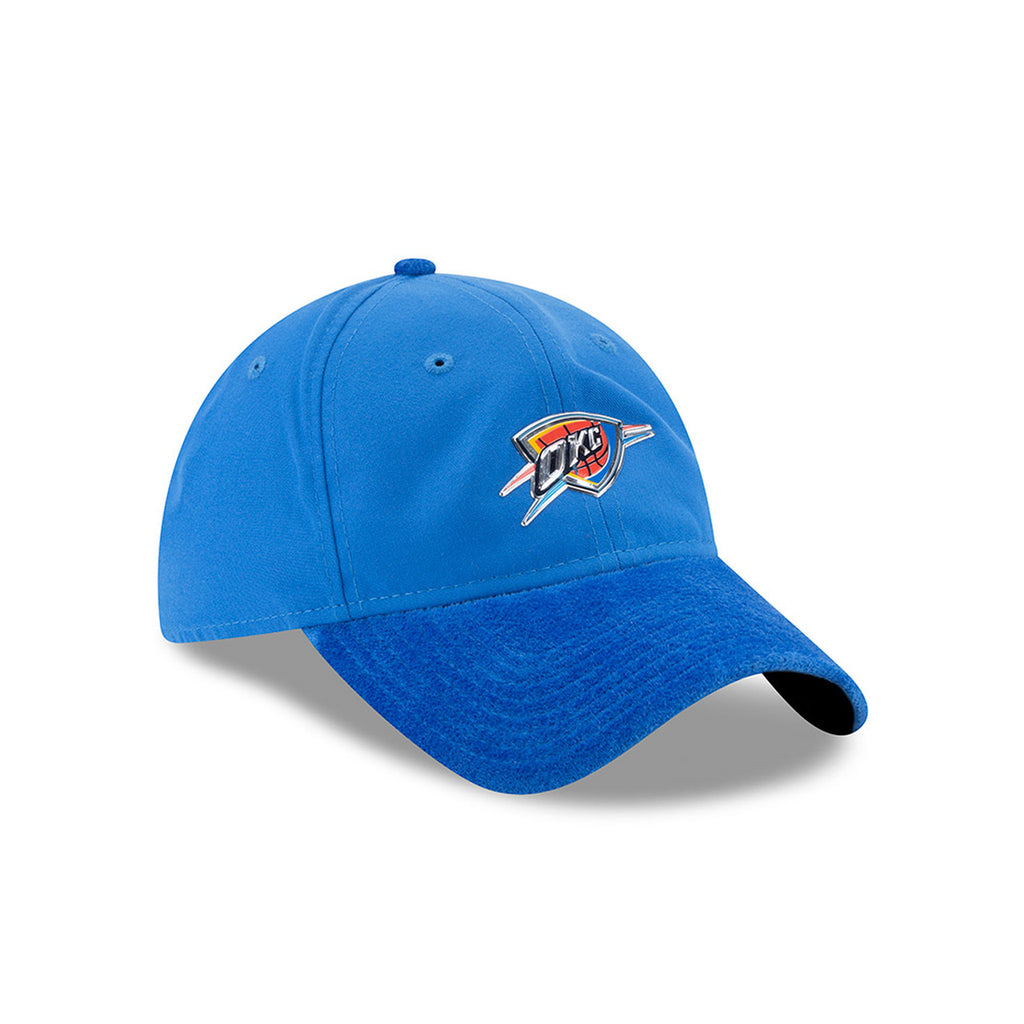 OKLAHOMA CITY THUNDER 9TWENTY ON-COURT ADJUSTABLE CAP