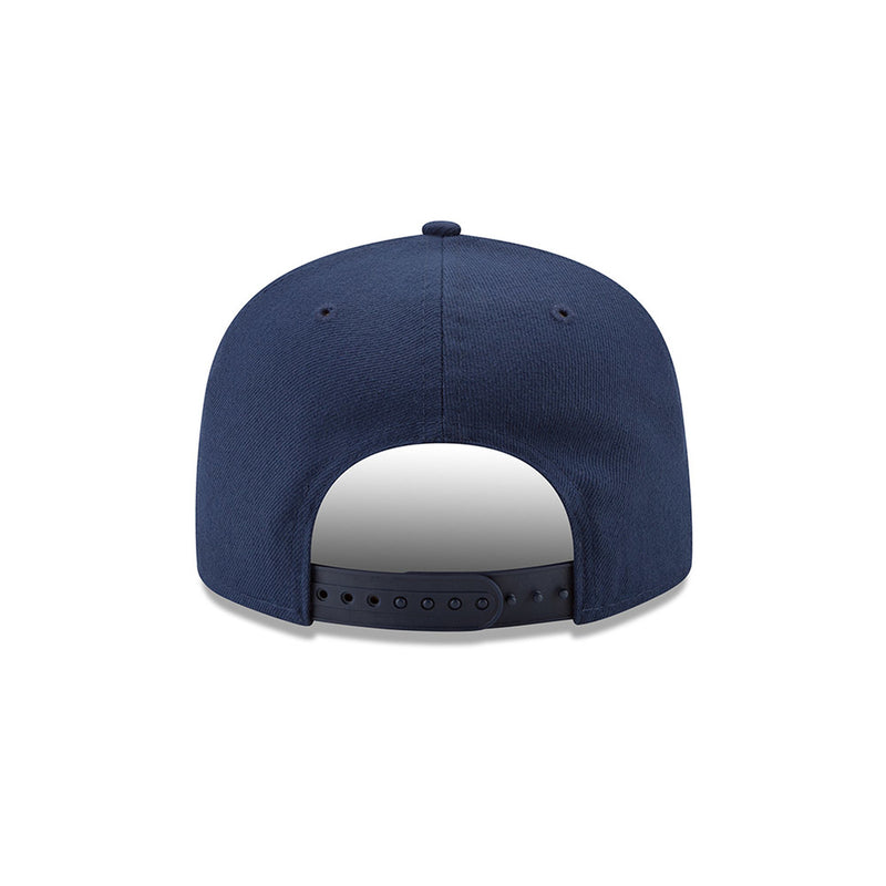OKLAHOMA CITY THUNDER NEW ERA 9FIFTY SQUAD TWIST SNAP