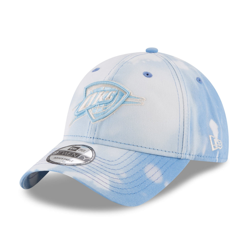 OKLAHOMA CITY THUNDER NEW ERA BLEACHED OUT 920 HAT