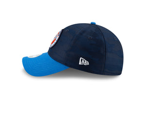 OKLAHOMA CITY THUNDER NEW ERA WOMEN NBA TIPOFF SERIES 920 HAT