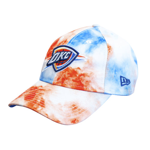 OKLAHOMA CITY THUNDER WOMEN NEW ERA COLOR DISTURBED 9TWENTY