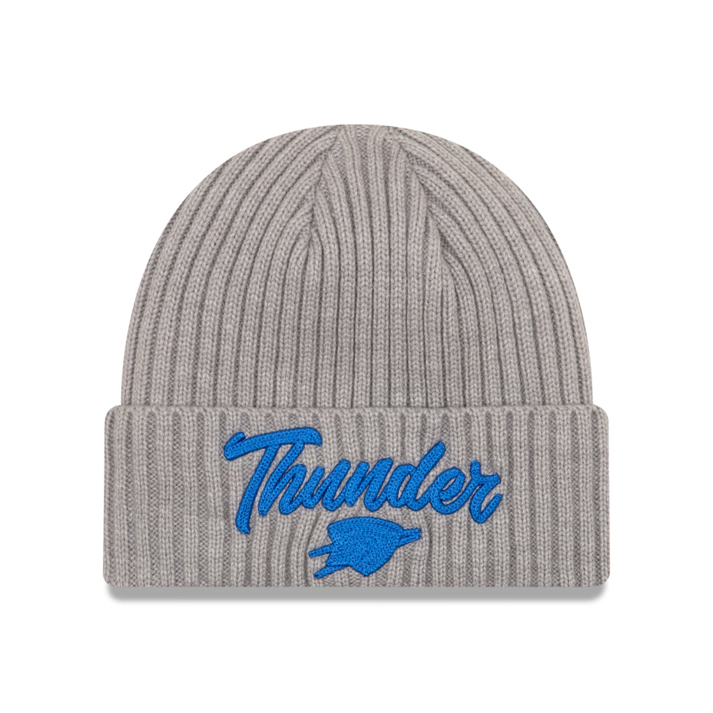 OKLAHOMA CITY THUNDER NEW ERA NBA20 DRAFT KNIT